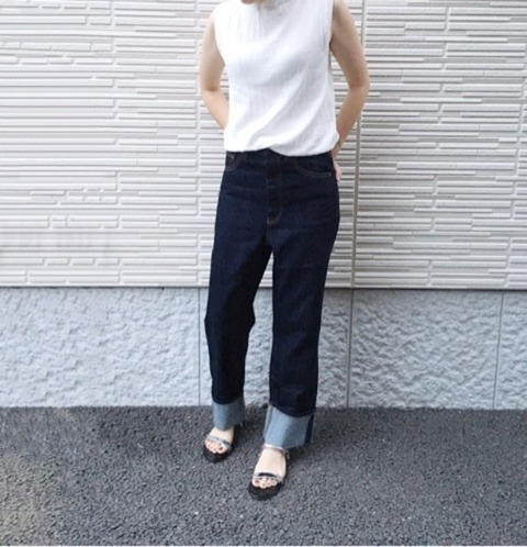 今注目のguのデニム♡ ジーンズ&スカートをプチプラでおしゃれに着こなそう♪