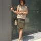 夏でもニットが着たい! 暑い日にもおすすめのサマーニットスタイル15選