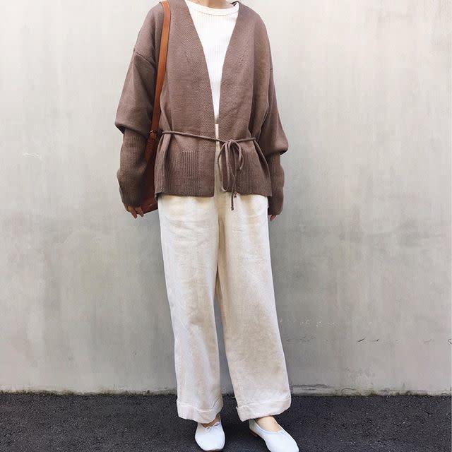 2019年10月のレディースファッショントレンド/03【ウエストベルト付アイテム】