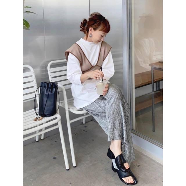 2020年9月のレディースファッショントレンド/01【ビスチェ】