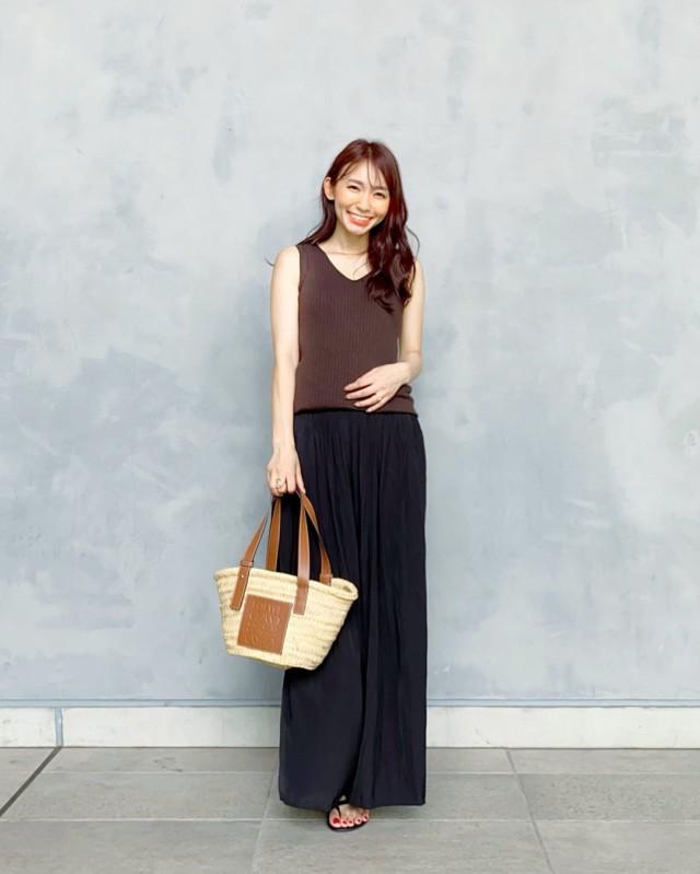 2020年9月の知っておきたいファッション用語/01【スカートパンツ】