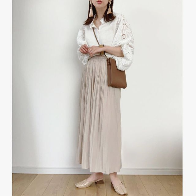 2020年9月の知っておきたいファッション用語/01【スカートパンツ】2
