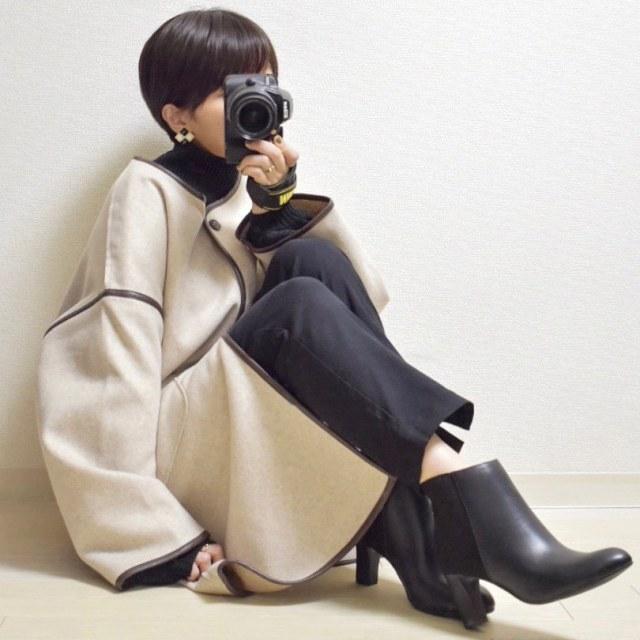 ファッショントレンド_パイピングアウター2
